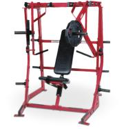 Lateral Decline Bench 6025